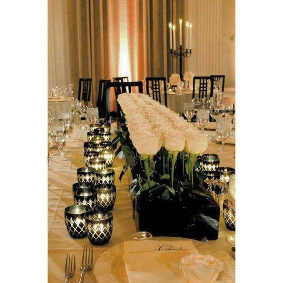 """""""Arranjo de mesa estilo jardineira para mesa dos convidados, diferente e elegante. #madreperoladecor #noivinhas #wedding #casamento #miniwedding…"""""""