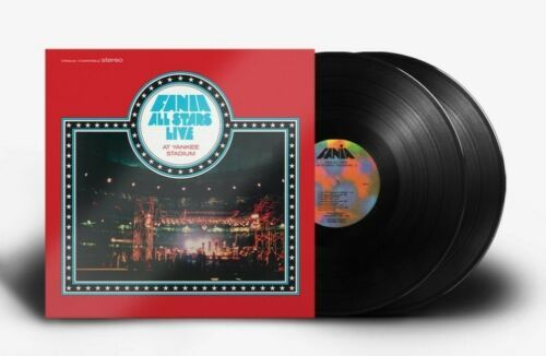 Details About Fania All Stars Live At Yankee Stadium Fania Lp Vol 1 2 Yankee Stadium Vinyl Record Album All Star
