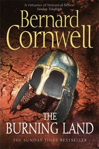 The Burning Land features a gripping and gritty story as the book's fictional hero the pagan Uhtred of Bebbanburg reluctantly finds himself thrown into war once again on behalf of his devout but manipulative king.