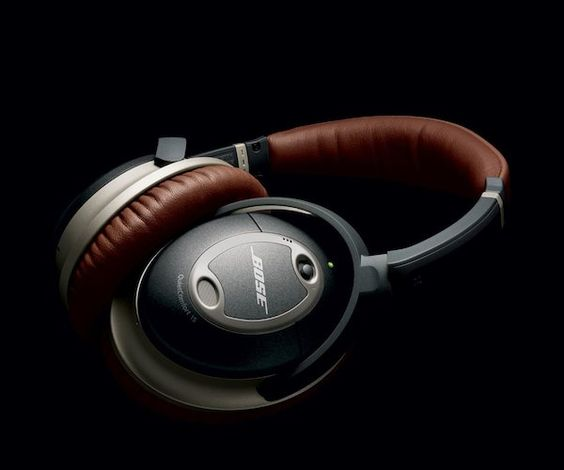 Bose QuietComfort 15 Acoustic Noise Cancelling Headphones / The Bose QuietComfort 15 is a limited-edition product that offers acoustic noise cancelling headphones. http://thegadgetflow.com/portfolio/bose-quietcomfort-15-acoustic-noise-cancelling-headphones/