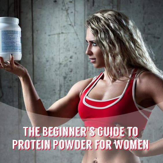 Beginner's Guide to Protein Powder for Women cover