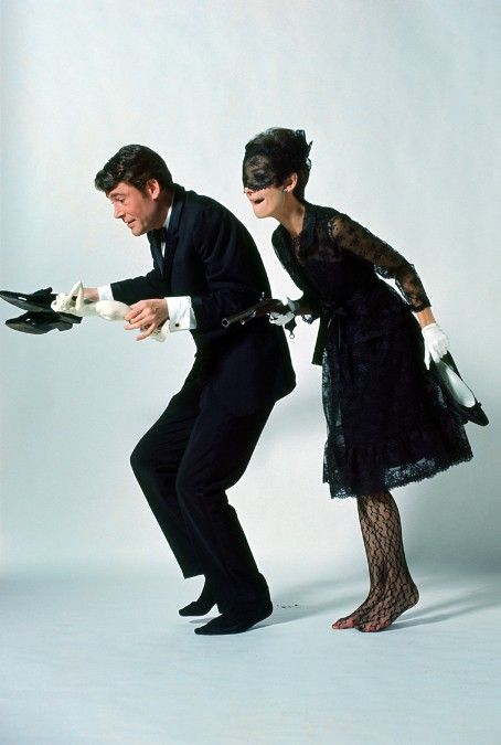 How To Steale A Million (1966) - Audrey Hepburn and Peter O'Toole