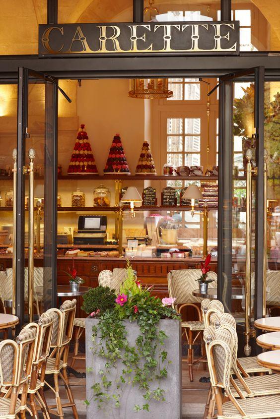 salon de thé carette, #paris