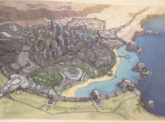 Xenoblade X The Secret File – Art of MIRA - NLA