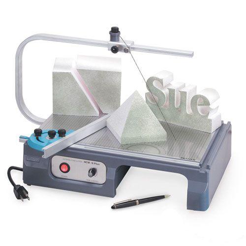 wire foam cutter machine