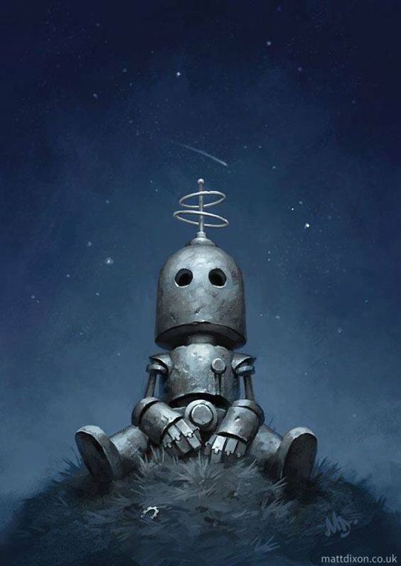 Paintings-of-lonely-robots-experiencing-the-quiet-wonder-of-the-world6__605