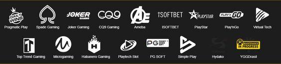 judi slot online terpercaya dengan pilihan banyak provider