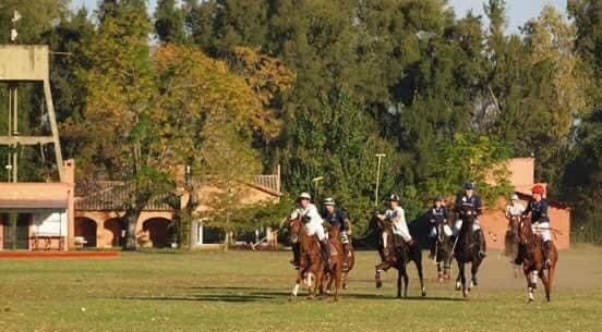 Deporte practicado con caballos