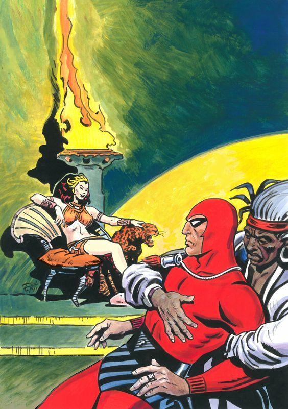 Galeria de Arte (6): Marvel, DC Comics, etc. - Página 26 903675e079729dfcdcd9111e4da246ef