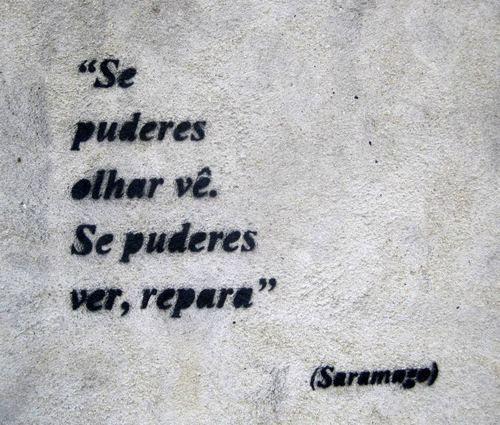 Saramago. Denso, intrigante, maravilhoso.:
