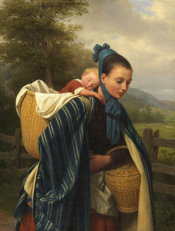 Friedrich Eduard Meyerheim (1808-1879) | Ea: Dipinti ritratti | Pinterest | Best Child and Paintings ideas pinterest.com