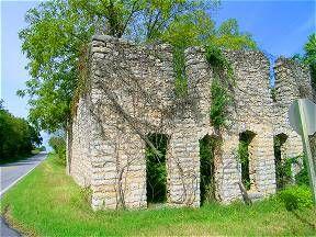 Stone Ruin on Route 66