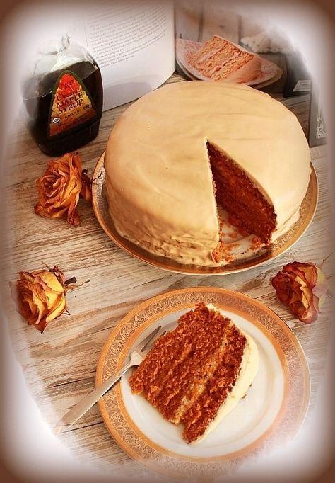 Старинный Вермонтский торт - My lovely cake