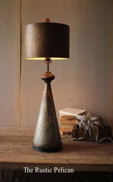 Sale Lamp Stylish Rustic Home Decor Farmhouse Decor These
