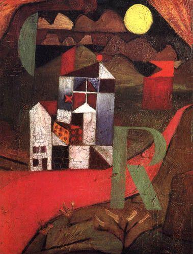 Paul Klee - Villa R