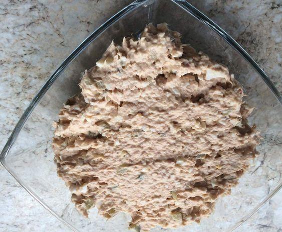Rezept Elfi's Thunfisch-Aufstrich von Elfi-ru - Rezept der Kategorie Saucen/Dips/Brotaufstriche