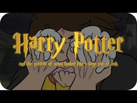 Animation Harry Potter And The Portrait Of What Looked Like A Large Pile Of Ash Youtube Harry Potter Love Harry Potter Potter