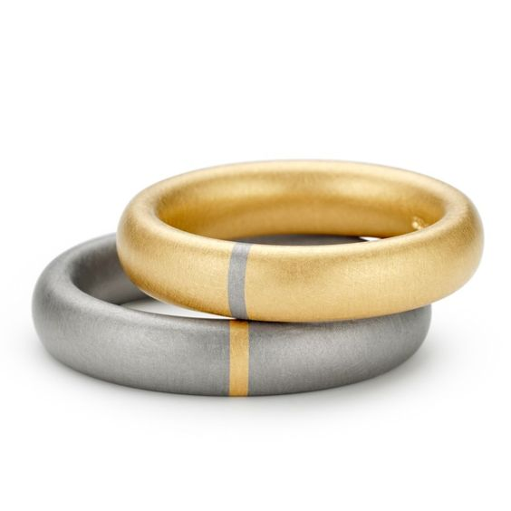 www.ORRO.co.uk - Niessing - Tecum - Wedding Rings - ORRO Contemporary Jewellery Glasgow...