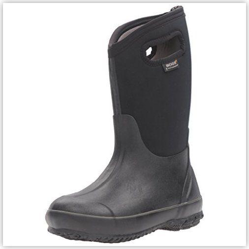 Bogs Classic Handles Waterproof Winter Shoes 0 100 And 0 100 Best Winter Bogs Boot Canada Classic Handles Bogs Boots Kids Snow Boots Winter Snow Boots