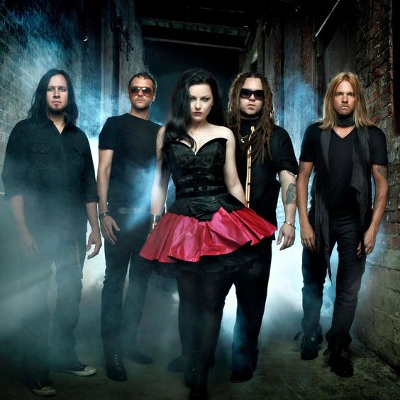 Evanescence – Weight of the World (single cover art)