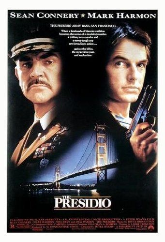 The Presidio Sean Connery Mystery Movie 24x36 Poster Print High Quality Rare Limited by Mypostergallery, http://www.amazon.com/dp/B00B1RDUSA/ref=cm_sw_r_pi_dp_5ArQrb0M9116N