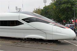 Zefiro 380 von Bombardier