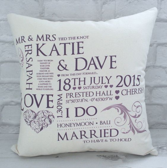 Cotton Wedding Anniversary Gift Ideas Uk : ... wedding invites maths wedding weddingtable ideas joys ideas forwards