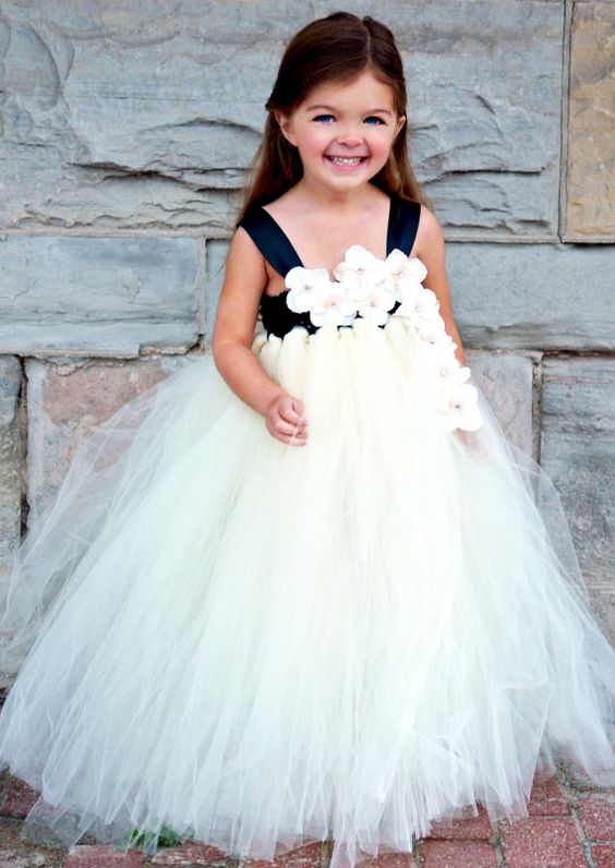 The Little Pea Boutique-this site has lots of cute flower girl ...