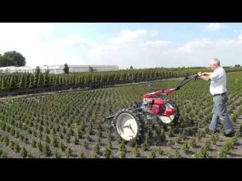 Vakwerk In Beeld De Schoffelmachine In Actie Youtube Youtube Push Lawnmower Outdoor Power Equipment