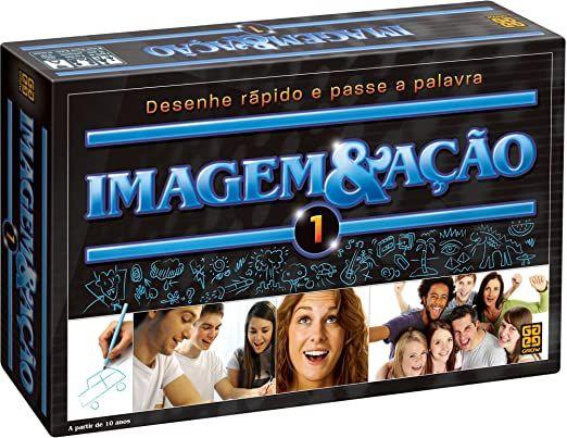 Jogo Imagem E Acao 1 Infantil Grow Amazon Com Br Brinquedos E Jogos Jogos Jogos De Desenho Jogos De Tabuleiro Classicos