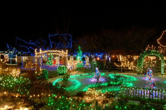 Winter Garden Aglow- Idaho Botanical Garden. An annual tradition it may be cold out but this spectacle is definitely worth it! Boise Idaho. moreu2026 & Winter Garden Aglow- Idaho Botanical Garden. An annual tradition ... azcodes.com