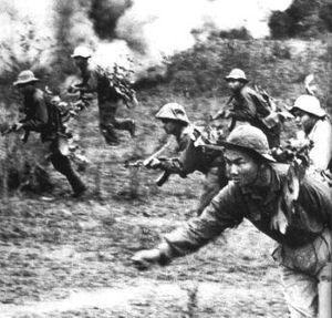 Los misiles y la guerra de  Vietnam.