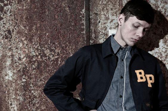 Selvage worker shirt $1,859 Biker jacket $2,199
