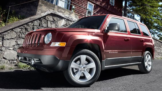 2012 Jeep Patriot Top Safety Pick By Iihs And Winner Of Edmunds