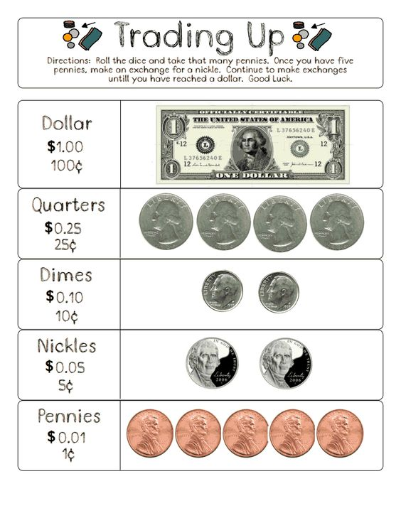 trading up money math game printable math games pinterest math games math and money. Black Bedroom Furniture Sets. Home Design Ideas