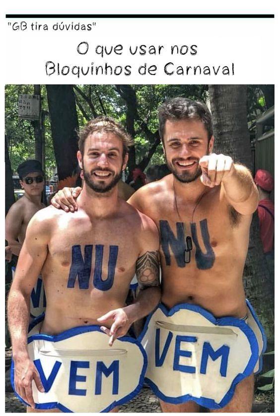 """""""GB tira dúvidas"""": O que usar nos Bloquinhos de Carnaval"""