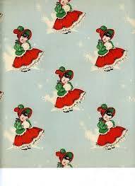 Resultado de imagen para vintage christmas paper