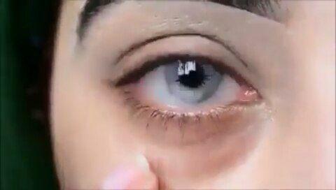 اللون Icy Gray عدسات فانسي لوك احد اكثر العدسات راحة للعين تعطي العين لون وشكل طبيعي قطر العدسة 14 2 المحتوى المائي 40 Lens Instagram Posts Instagram