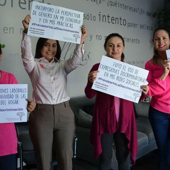 El Ichmujer se une a la campaña #préndetevsladiscriminación