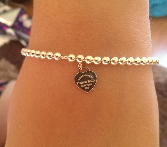 Tiffany's bracelet - want!
