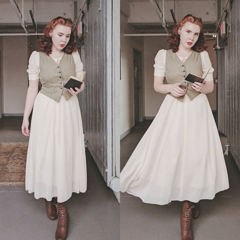 Rachel Maksy | Vintage inspired fashion, Fashion, Vintage dresses