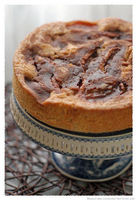 Scandinavian Apple Cake
