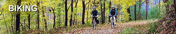 List of Northern Michigan Bike Trails by County.