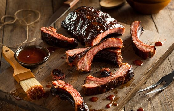 CHICAGO RIB SHACK -  BBQ LIKE A BOSS IN YOUR OWN BACK GARDEN