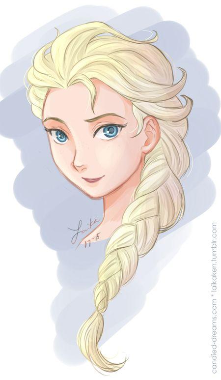 Frozen sketches # 08