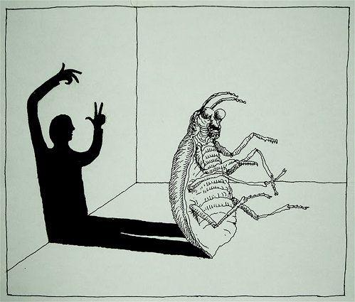 Franz Kafka, La metamorfosis