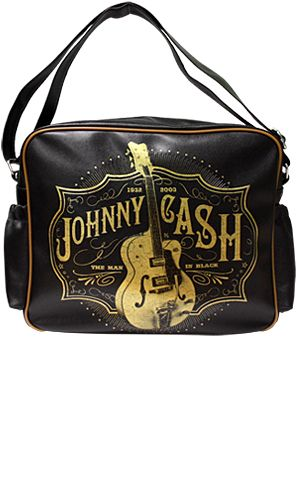 JOHNNY CASH DIAPER BAG