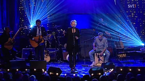 Eva Dahlgren - Ängeln i rummet (live)