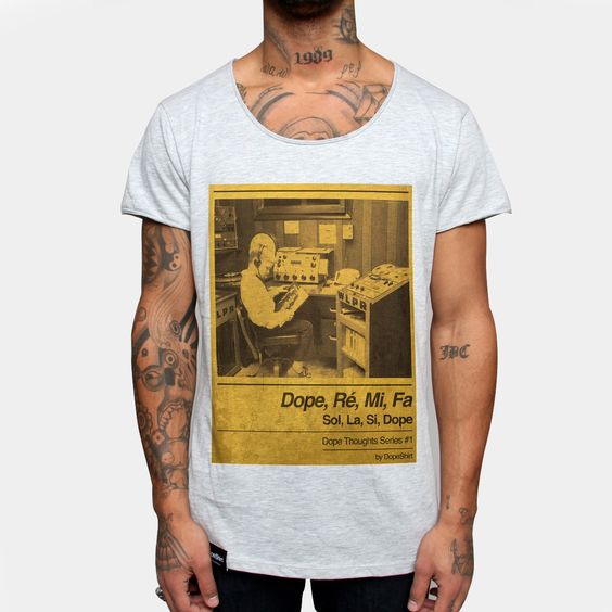 Rad - Dope Re Mi T-shirt