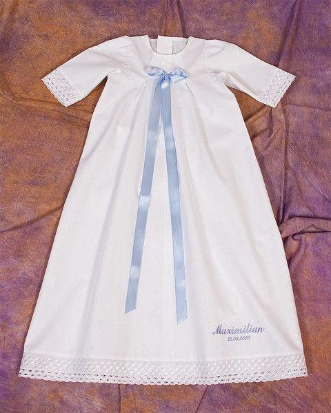 Taufkleider Taufkleid Inkl Bestickung Familientaufkleid Ein Designerstuck Von Suzy Bei Dawanda Taufkleid Kleidchen Babykleidung